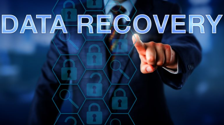 recover data from a bad hard drive