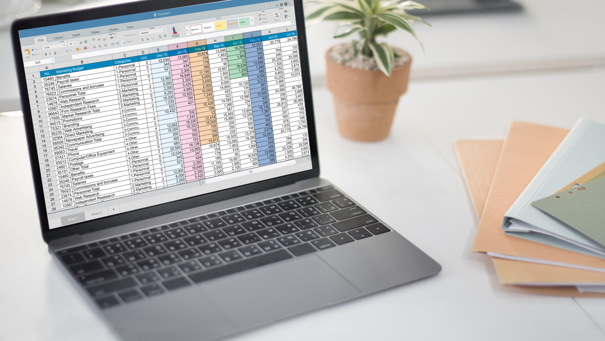Guide to Microsoft Excel